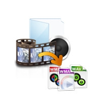 Any Audio Converter (โปรแกรมแปลงเสียง แปลงไฟล์เสียง ทุกแบบฟรี) :