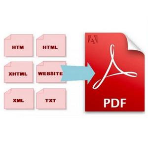 Free HTML to PDF Converter (โปรแกรมแปลงไฟล์ HTML เป็น PDF) :