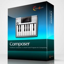 FlexiMusic Composer (โปรแกรม เพื่อนักแต่งเพลง) :