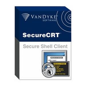 SecureCRT (โปรแกรมป้องกันข้อมูล ป้องกันการรับส่งข้อมูล) :