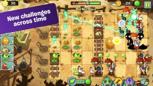 เกม Plants vs. Zombies ภาคสอง