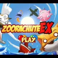 ZoorachuteEX (App เกมโดดร่ม เกมสำหรับเด็ก)
