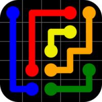 Flow Free (App เกม Puzzle พัฒนาสมอง)