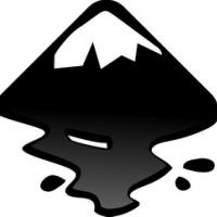 Inkscape (โปรแกรมแต่งภาพฟรี เหมือน Photoshop)