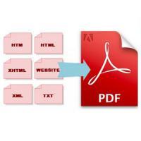 Free HTML to PDF Converter (โปรแกรมแปลงไฟล์ HTML เป็น PDF)