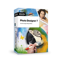 MAGIX Photo Designer (โปรแกรม MAGIX Photo Designer ตกแต่งภาพ ฟรี)