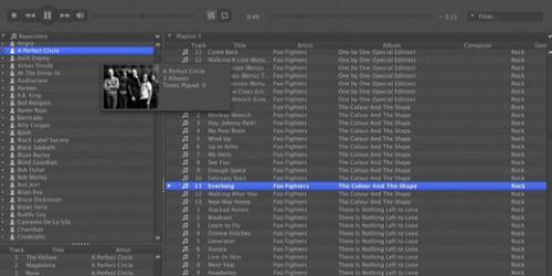 aTunes (โปรแกรม aTunes ฟังเพลง แบบ iTunes) :