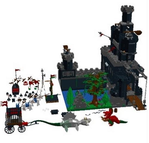 เกมส์ตัวต่อเลโก้ Lego Digital Designer