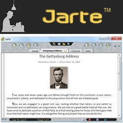 Jarte (โปรแกรม Word งานพิมพ์เอกสาร ฟรี) :