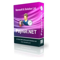 Nanosoft Payroll (โปรแกรม Payroll บริหารงานบุคคล) :