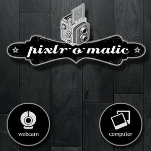 Pixlr-o-matic (โปรแกรมแต่งรูป Pixlr-o-matic บนเครื่อง PC) :