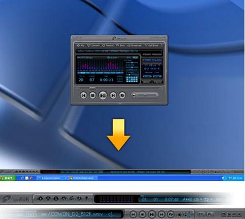 JetAudio Basic (โหลดโปรแกรม JetAudio ฟรี) :