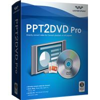 Wondershare PPT2DVD Pro (โปรแกรมแปลง PowerPoint เป็น VDO) :