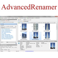 Advanced Renamer (โปรแกรมเปลี่ยนชื่อไฟล์ โฟลเดอร์ จำนวนมากๆ) :
