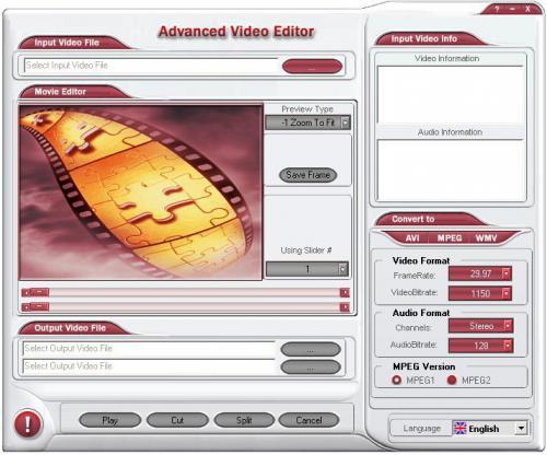 โปรแกรม DVD to MP4 Converter