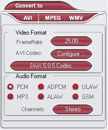 โหลด DVD to MP4 Converter