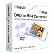 DVD to MP4 Converter for Mac :