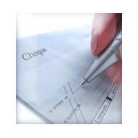 โปรแกรมพิมพ์เช็ค (Cheque Printing) :