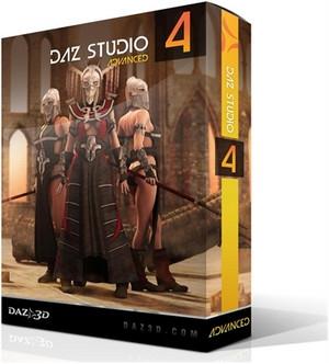 DAZ Studio (โปรแกรมทำภาพ 3 มิติ สุดเหมือนจริงระดับมืออาชีพ บน PC ใช้ฟรี) :
