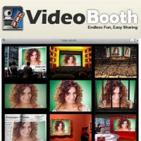 Video Booth (โปรแกรมถ่ายภาพ โปรแกรมถ่ายวีดีโอ จากกล้อง Webcam)