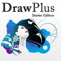 DrawPlus Starter Edition (โปรแกรม DrawPlus วาดรูปการ์ตูน)