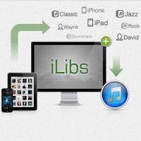iLibs (โปรแกรม iTunes บริหารจัดการ Libraries)