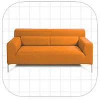 Room Arranger (App ออกแบบบ้าน ออกแบบห้อง บน iPad ฟรี)