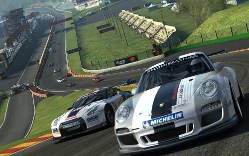 โหลดเกมส์ Real Racing