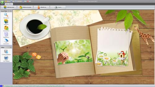 โปรแกรมจัดเก็บเอกสารฟรี Nanosoft Free Document