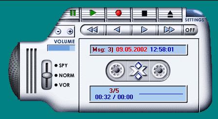 โปรแกรมอัดเสียง Audio Notes Recorder