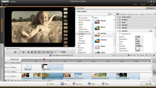 Nero Video (ดาวน์โหลด Nero Video ล่าสุด) :