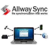 Allway Sync (โปรแกรม Allway Sync สำรองข้อมูล ชั้นดีฟรี) :