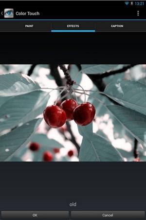App เล่นสีเฉพาะจุด Color Effects