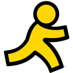 AIM (โปรแกรมพูดคุย AOL ดังในอเมริกา) :