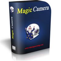 MagicCamera (โปรแกรม MagicCamera ใส่เอฟเฟค เว็บแคม วีดีโอแชท) :