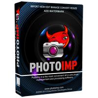 PhotoImp (โปรแกรม PhotoImp จัดการรูปภาพ แต่งรูปภาพ ฟรี)