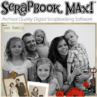 Scrapbook MAX (โปรแกรมทำสมุดภาพ สมุดโน๊ตทํามือ)