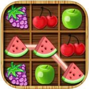 Fruits Connect (เกมส์จับคู่ผลไม้) :