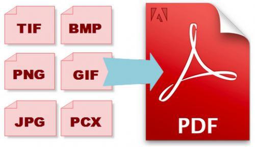 โปรแกรมแปลงไฟล์รูป เป็น PDF
