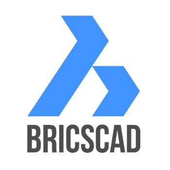 BricsCAD (โปรแกรมเขียนแบบ รองรับไฟล์ .DWG เหมือน AutoCAD) :