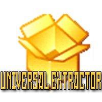 Universal Extractor (โปรแกรมแตกไฟล์ฟรี) :