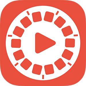 Flipagram (App โปรแกรมทําภาพสไลด์) :