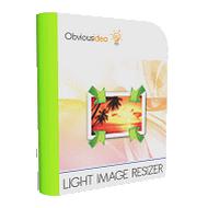 Light Image Resizer (โปรแกรม Light Image ย่อขยายภาพฟรี) :