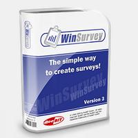 WinSurvey (โปรแกรมสร้างแบบสอบถาม แบบสำรวจ) :