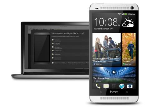 โหลดโปรแกรม HTC Sync กับมือถือ HTC
