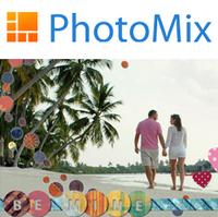 PhotoMix (โปรแกรมทำสมุดรูปภาพ) :