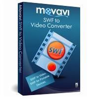 Movavi SWF to Video Converter (โปรแกรมแปลงไฟล์ SWF เป็นวีดีโอ) :