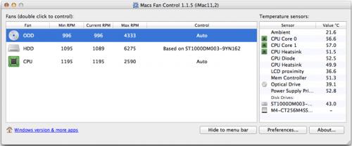 Fan Control Software Windows 7 : Macs fan control โปรแกรมคุมพัดลมซีพียู บนเครื่องแมค