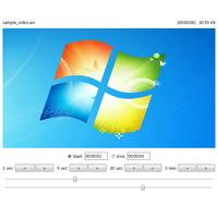 Moo0 Video Cutter (โปรแกรม Video Cutter ตัดวีดีโอ ช็อตเด็ด ฉากสำคัญ ฟรี) :