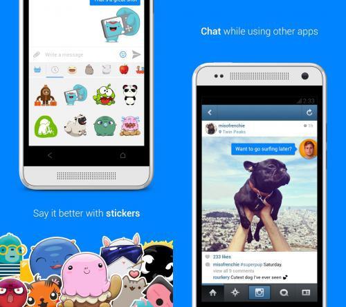 ดาวน์โหลด App Facebook Messenger